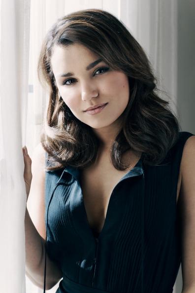 Samantha Barks, Awardsline, December 15, 2012