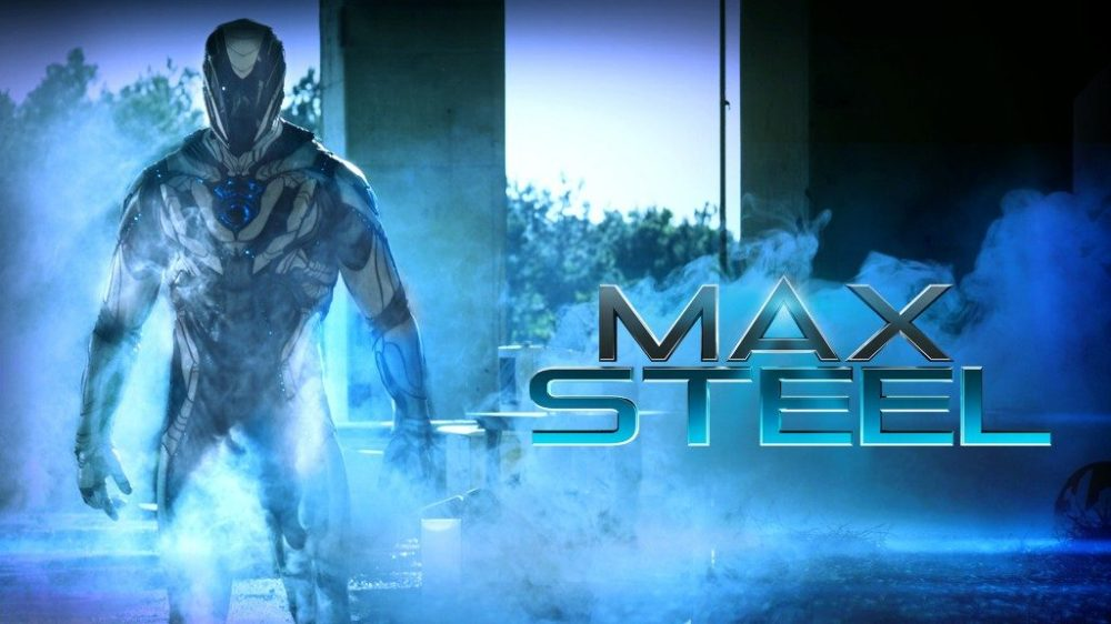 13. max steel
