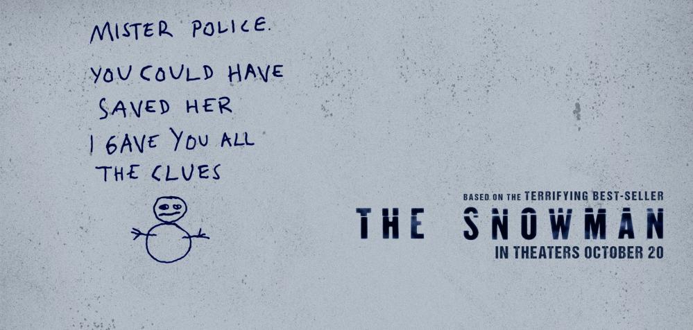 14. the snowman