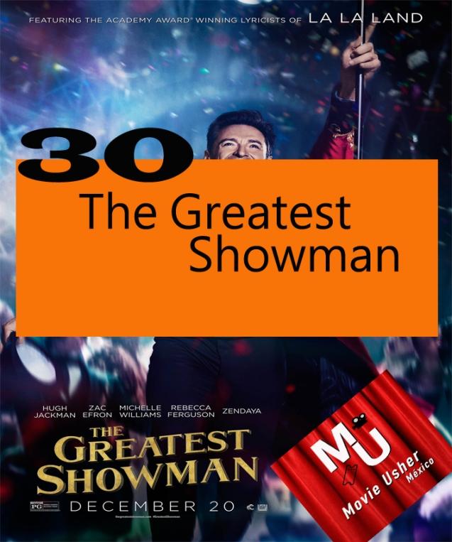 30greatestshowman