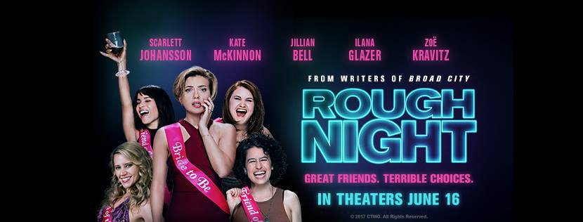 6. rough night