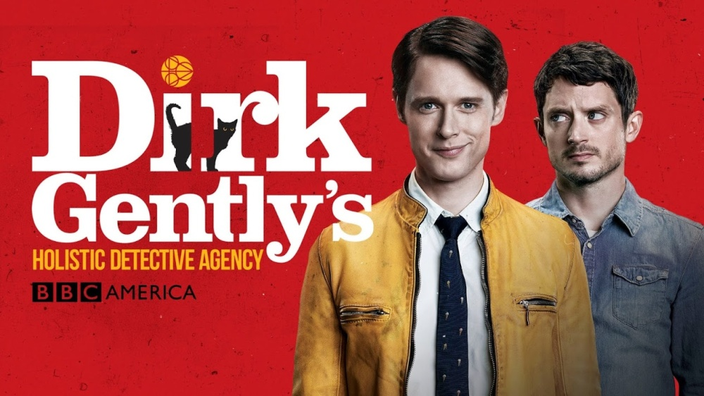 . Dirk Gently's Holistic Detective Agency
