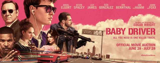 18. Baby Driver