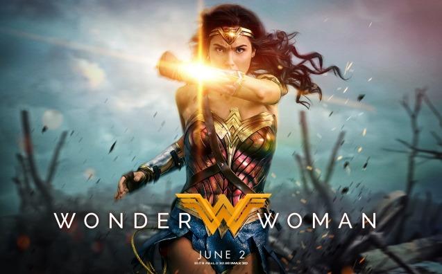 23. Wonder Woman