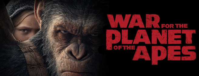27. War Of The Planet Of The Apes