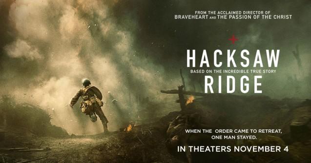 4. Hacksaw Ridge