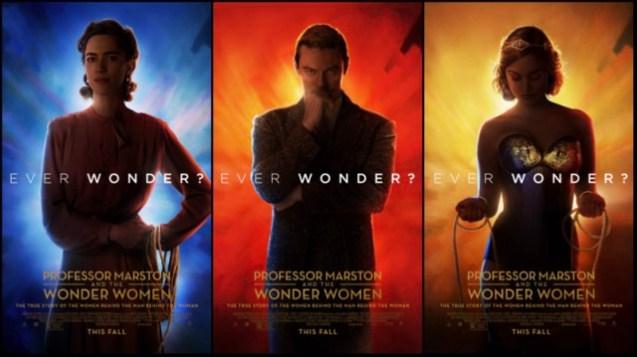 9. Professor Marston and The Wonder Woman
