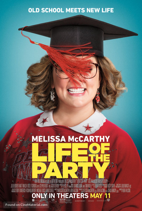 life-of-the-party-movie-poster