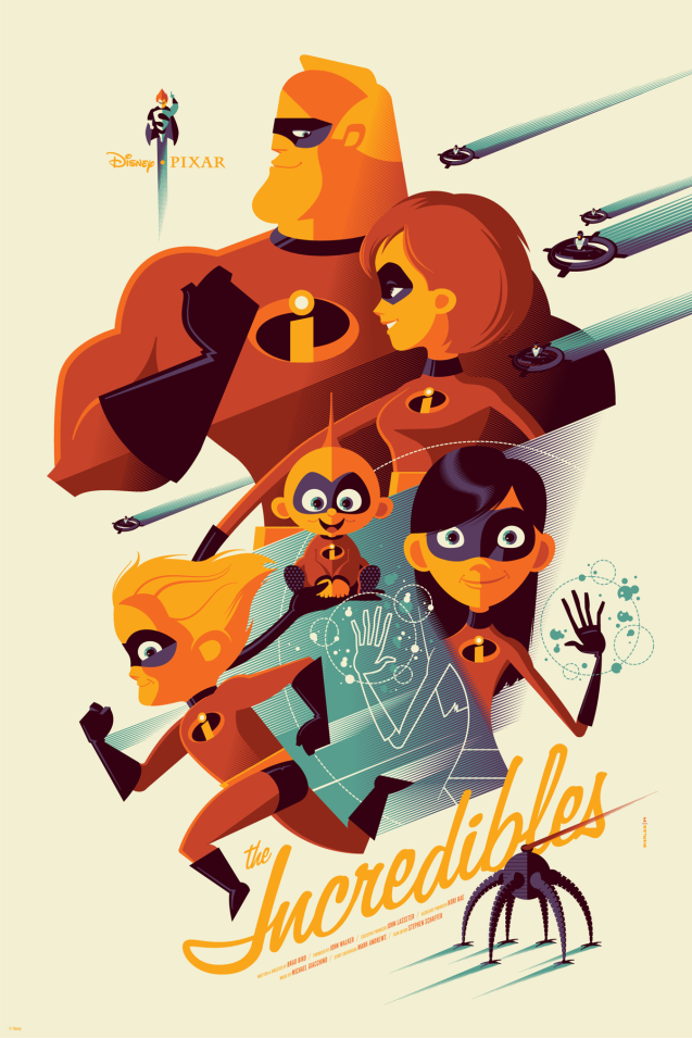 The_Incredibles_-_Poster