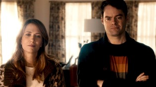 Kristen Wings & Bill Hader