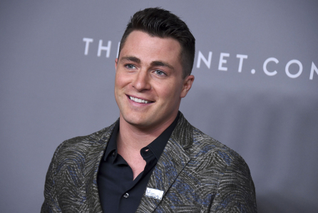 Mandatory Credit: Photo by Jordan Strauss/Invision/AP/REX/Shutterstock (9428296bu) Colton Haynes arrives at the 20th annual Costume Designers Guild Awards at The Beverly Hilton hotel, in Beverly Hills, Calif 20th Annual Costume Designers Guild Awards - Arrivals, Beverly Hills, USA - 20 Feb 2018