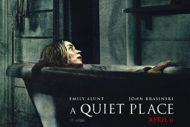 1. A Quiet Place