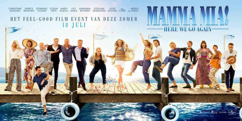 13. Mamma Mia Here We Go Again