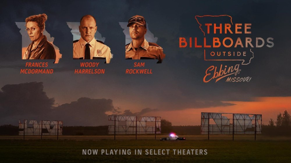 16. Three Billboards Outside Ebbing Missouri