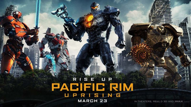 21. Pacific Rim Uprising