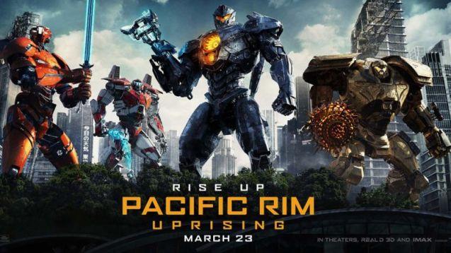 21. Pacific Rim Uprising