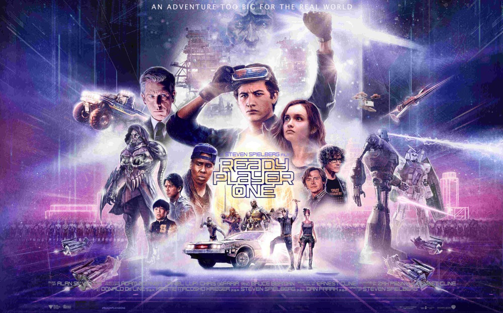 22. Ready Player One