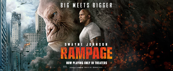 24. Rampage