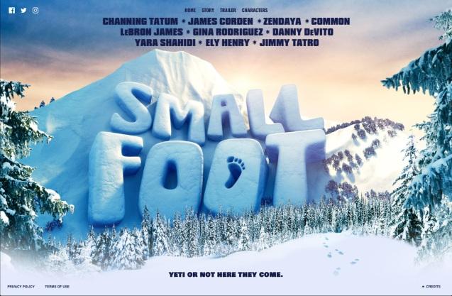 24.Smallfoot