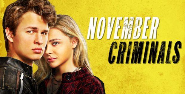 26. November Criminals