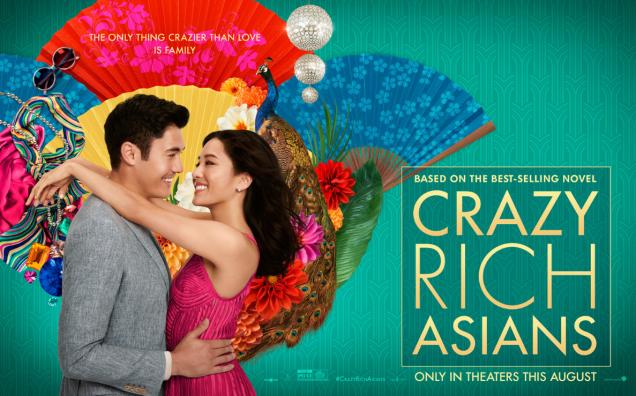 27. Crazy Rich Asians