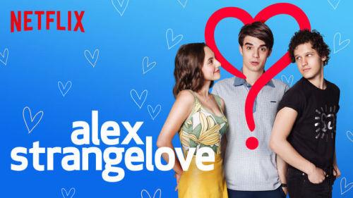 30. Alex Strangelove
