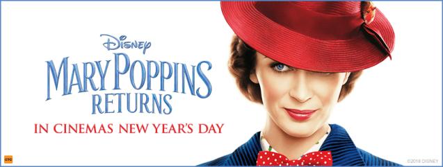 5. Mary Poppins Returns
