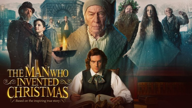 7.The Man Who Invented Christmas
