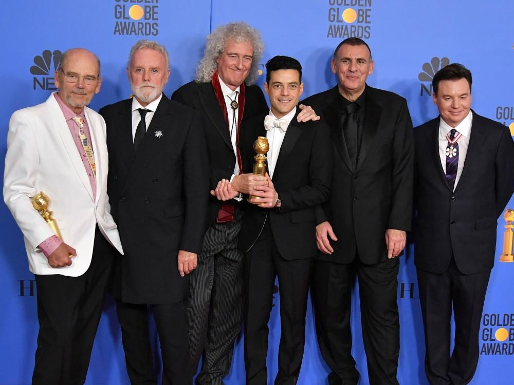 76th Annual Golden Globe Awards, Press Room, Los Angeles, USA - 06 Jan 2019