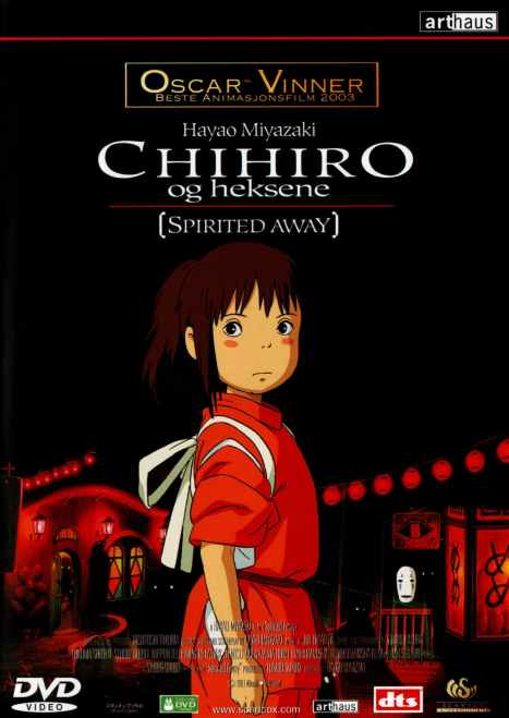 2. El viaje de Chihiro