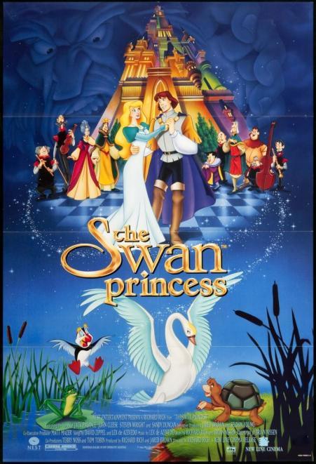 3. La Princesa Encantada