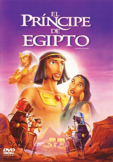 6. vEl Príncipe de Egipto
