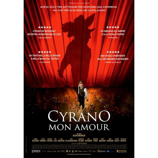 Cyrano Mon Amour Edmond Movie Usher Mexico