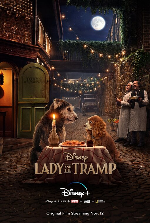 Lady & The Tramp (2019)