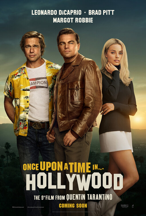 Once Upon in Hollywood