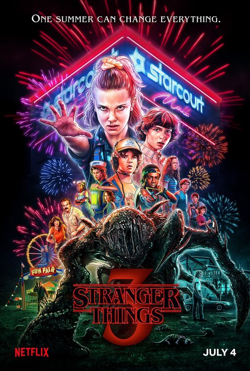 Stranger Things +