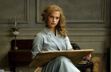 Alicia Vikander (Mejor Actriz de Reparto por The Danish Girl)