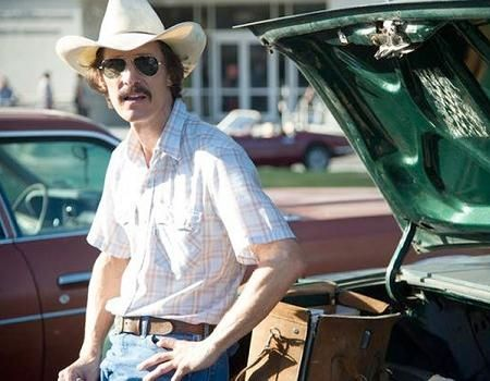 Mathew McConaughey (Mejor Actor por Dallas Buyers Club)